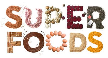 Ten Super Foods For BetterHealth